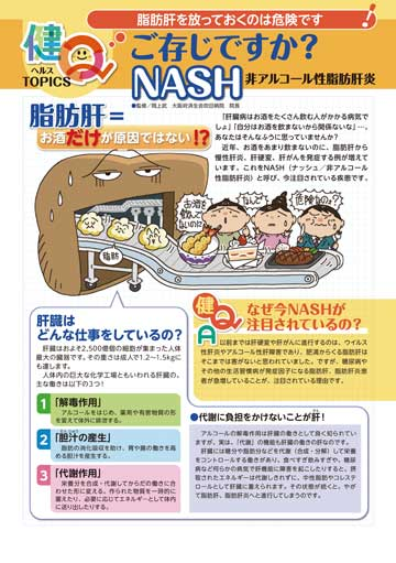 非アルコール性脂肪肝炎NASHの原因。飲酒は関係 …